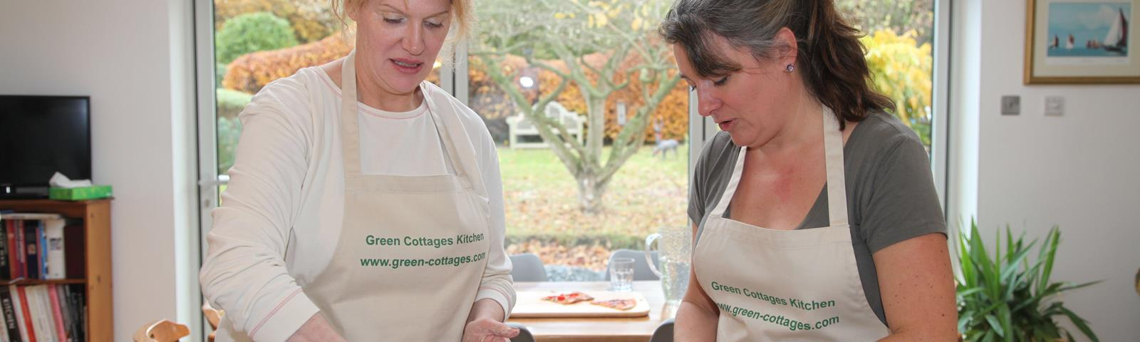 Green Cottages Kitchen - Baking & Cookery Workshops