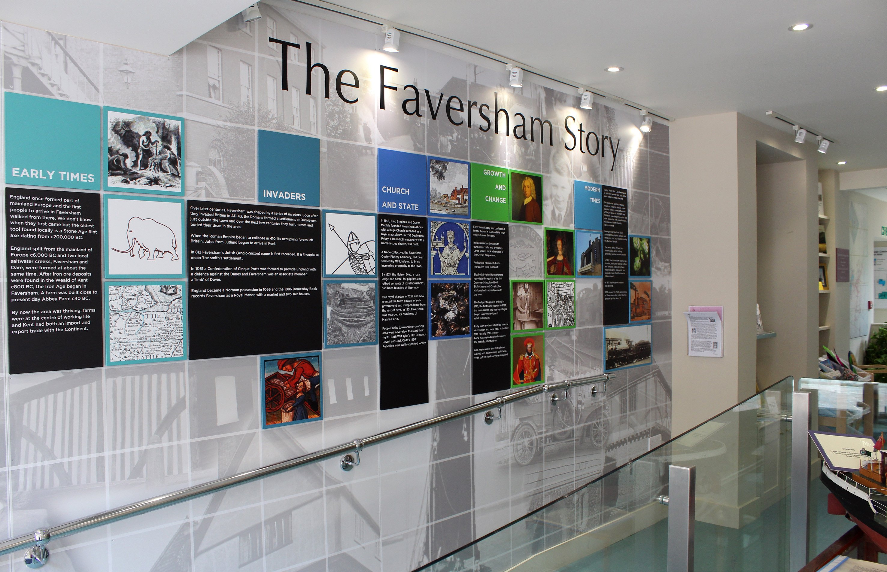 The Faversham Story