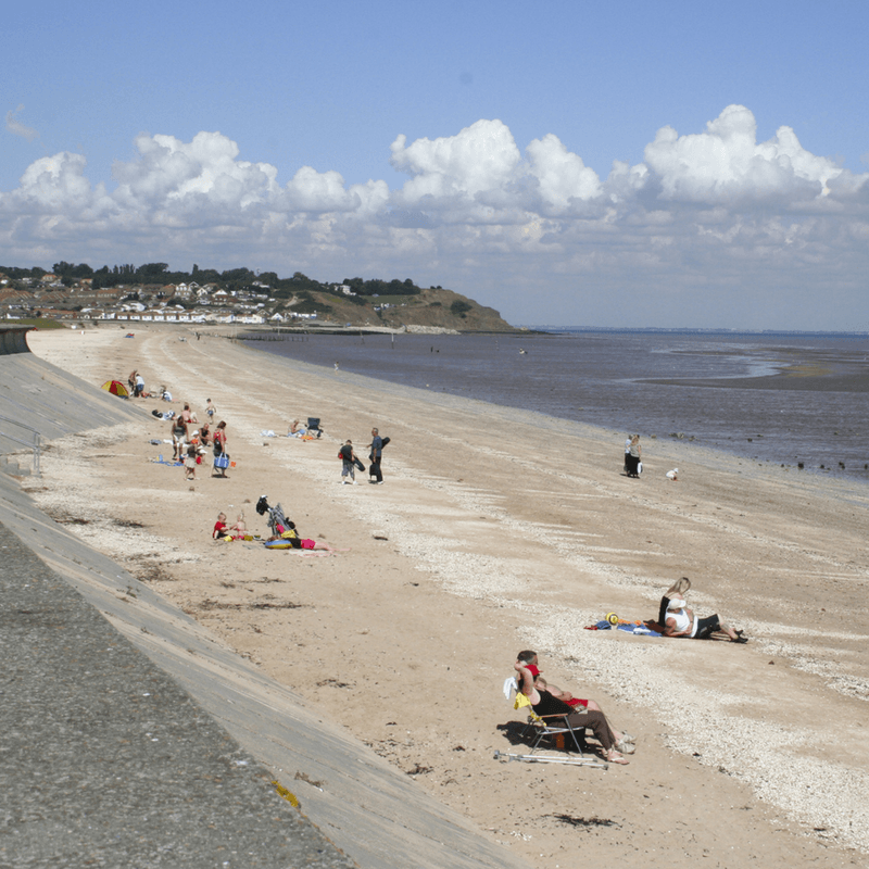 Leysdown on Sea Beach