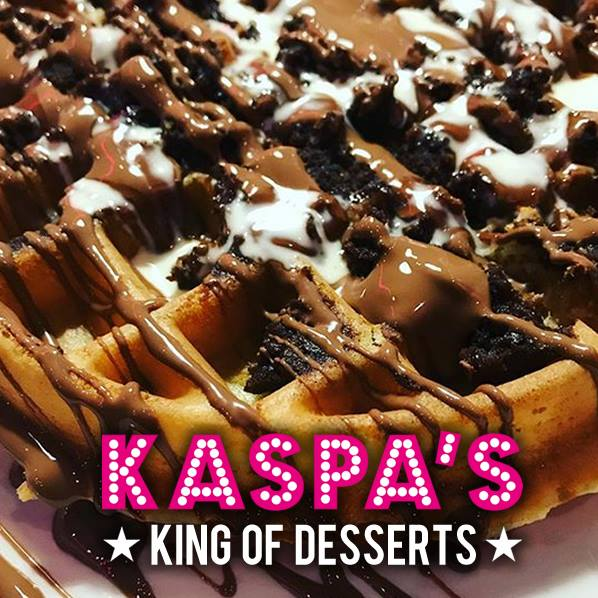 Kaspa's King of Desserts