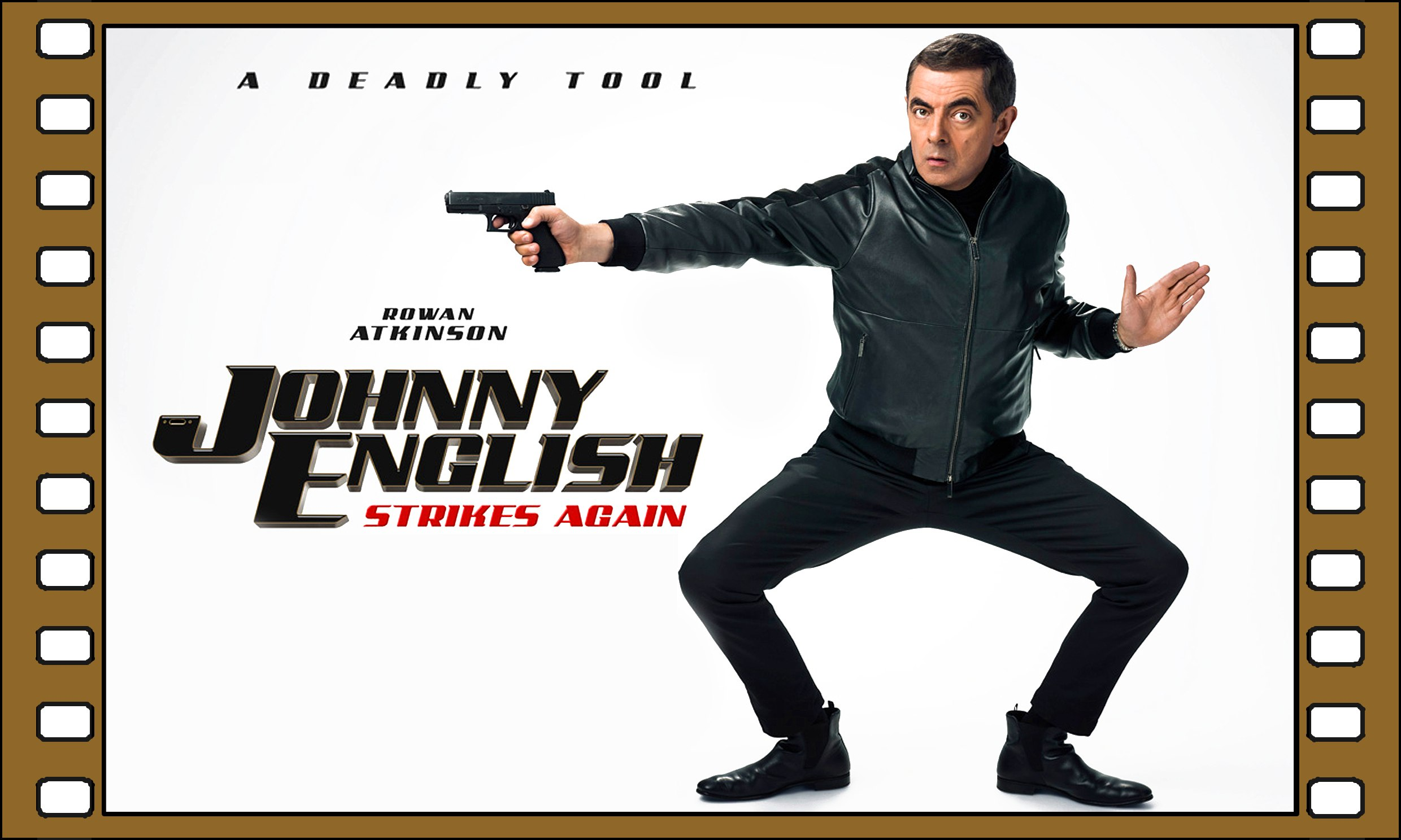 Johnny English Strikes Again Pg At The Criterion Cinema