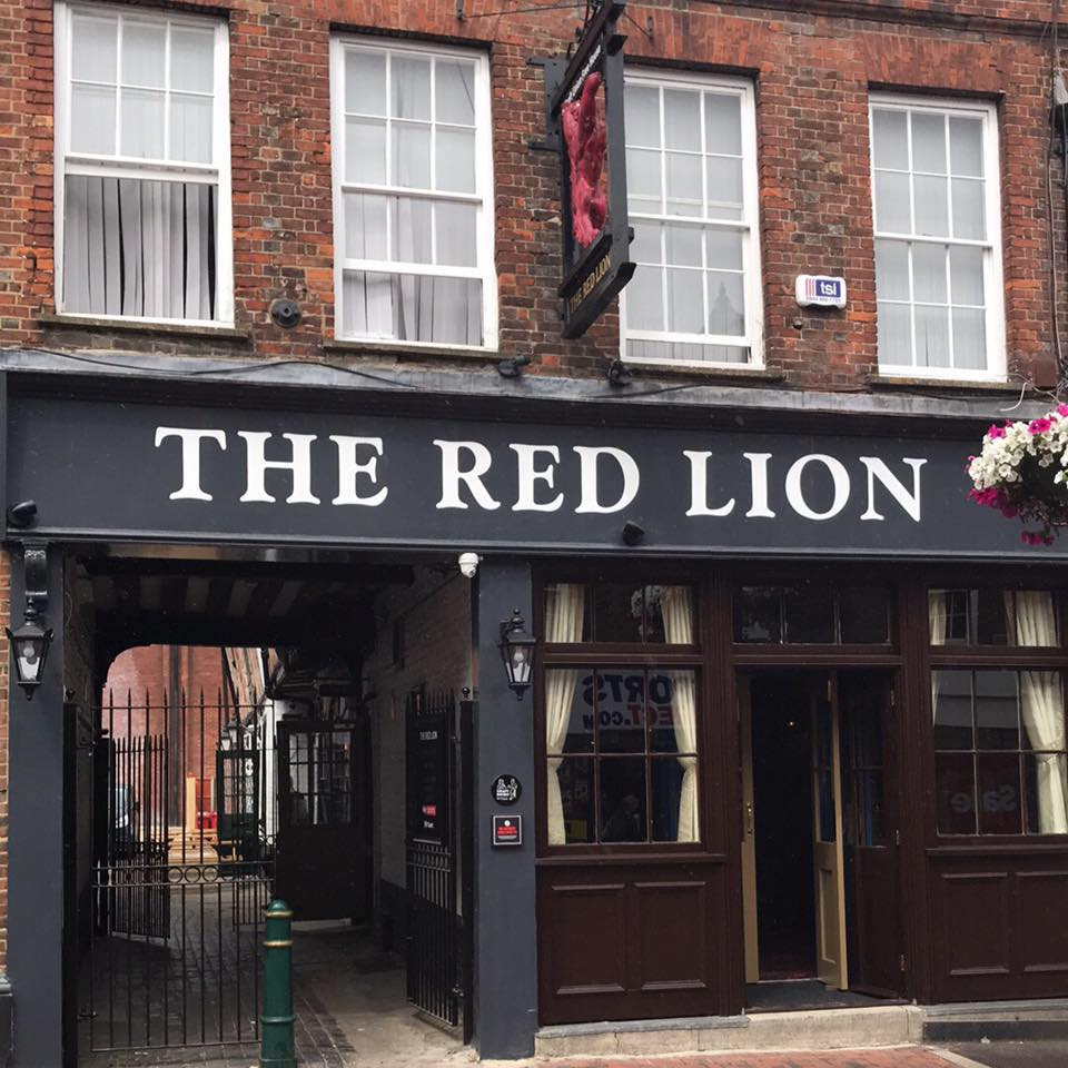 Red Lion Sittingbourne