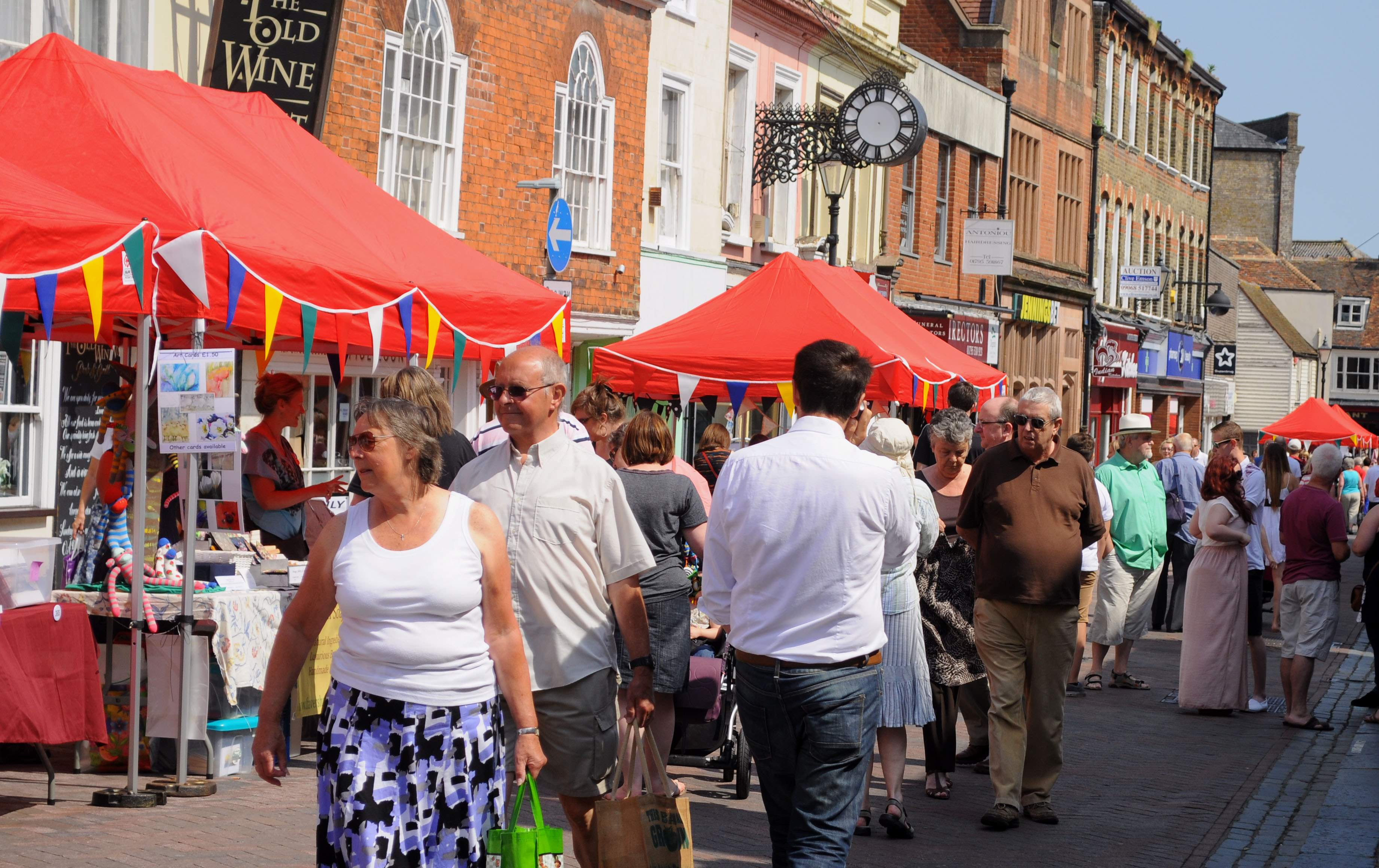 Best of Faversham Market